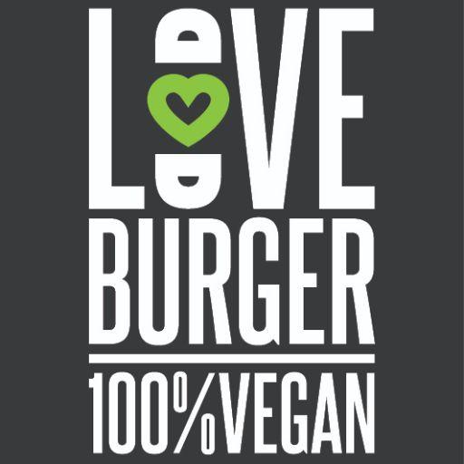 LoveBurger 100% Vegan